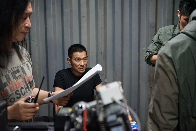 《拆彈專家2》劉德華每日緊盯細節 ! 「一點點」成天王口頭禪