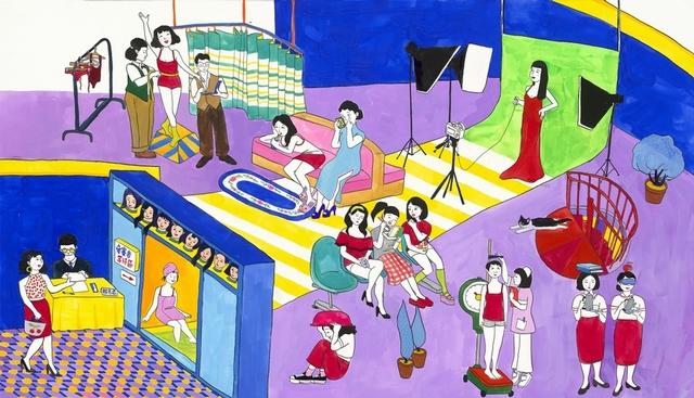 溫孟瑜《空缺的場景》