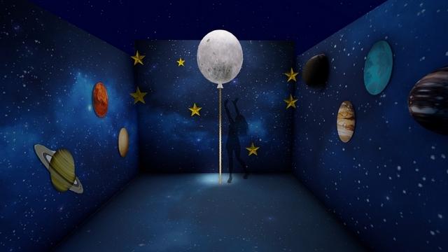 不可思議的宇宙空間