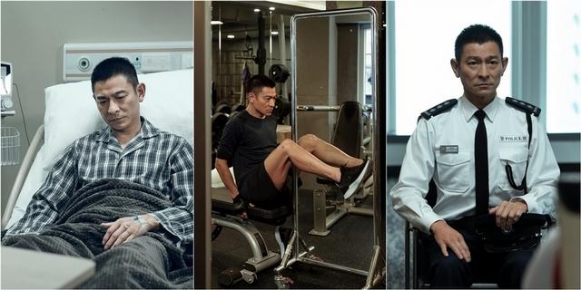 《拆彈專家2》祭6場爆炸案開場看傻眼! 劉德華少條腿不擔心「無論怎樣都可以帥」