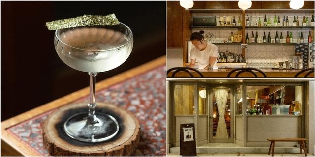 台北清酒吧推薦2造訪慵懶如家的「丘香」一嘗獨特清酒調飲、單杯必喝清酒