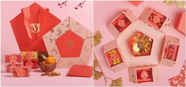 1. Lady M 2021 新春糖果禮盒 2,800元