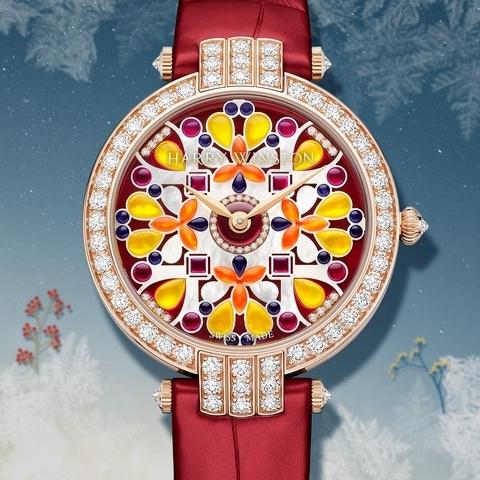 「鑽石之王」Harry Winston萬花筒Kaleidoscope系列新品繽紛上市!