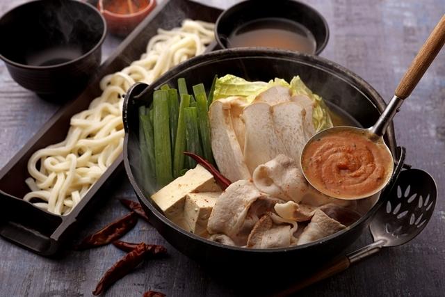 豬肉味噌鍋 450元