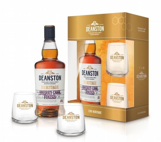 12. 汀士頓1785傳承雪莉桶單一麥芽蘇格蘭威士忌新年禮盒 890元