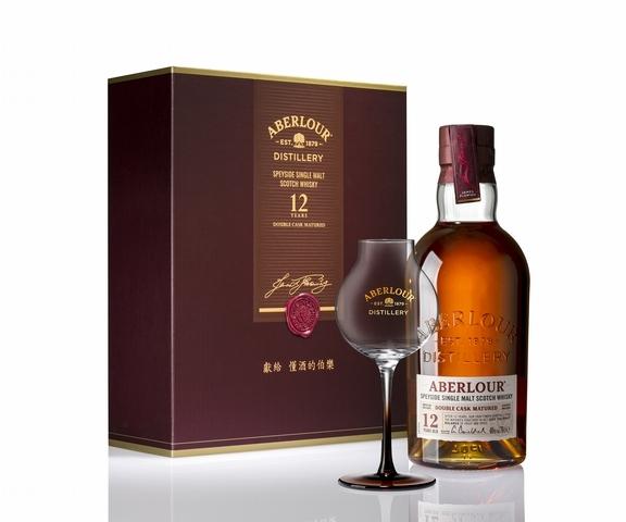 5. 亞伯樂 12 年單一麥芽蘇格蘭威士忌禮盒 1,449元