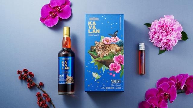 7. 噶瑪蘭經典獨奏Vinho葡萄酒桶威士忌原酒禮盒 3,500元