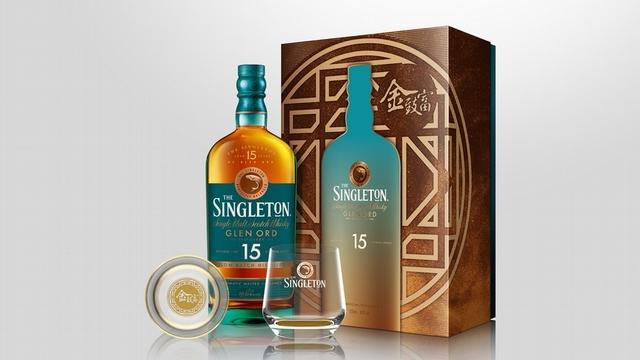 9. 蘇格登15年單一麥芽威士忌禮盒  2,080元