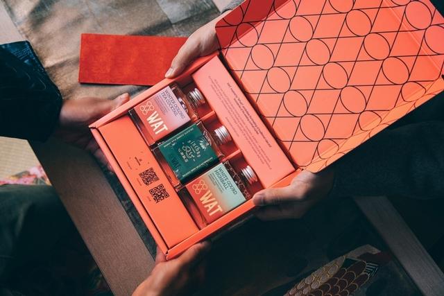15. WAT x 心潮飯店聯名禮盒 666元