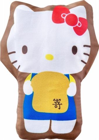 嵜本SAKImoto BakeryXHello Kitty聯名環保提袋(收起)