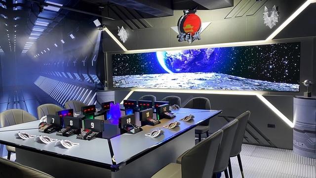 主題包廂3:未來科幻