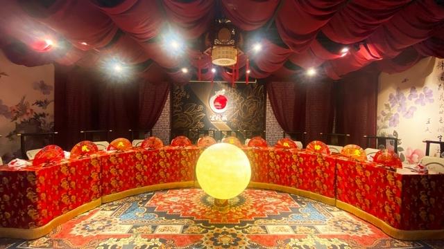 主題包廂1:東風殿堂