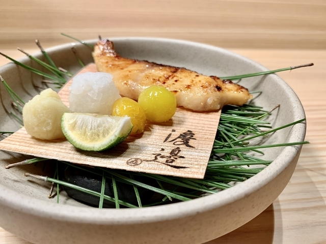 延續日式經典菜的鱈魚西京燒,光是看了就食指大動!