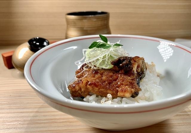 招牌鰻魚飯,簡單中透著絕妙好味道!