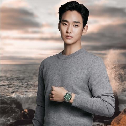 美度表2021年第一發!韓星金秀賢擔任亞洲區品牌代言人