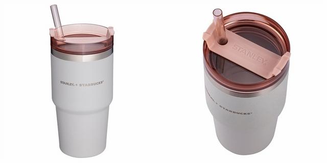 1. STANLEY考究灰不鏽鋼TOGO冷水杯 1,250元