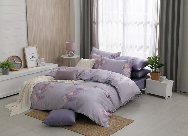 【紫情夢語】200織紗萊賽爾天絲纖維