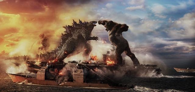 兩大神級巨獸世紀對戰!《哥吉拉大戰金剛》熱血預告曝光