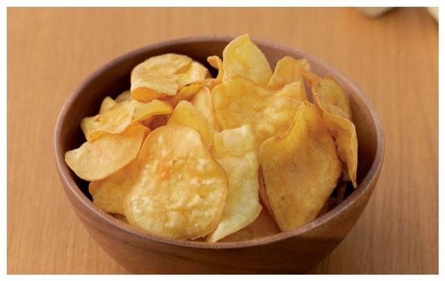 加碼新品推薦:國產番薯脆片 49元