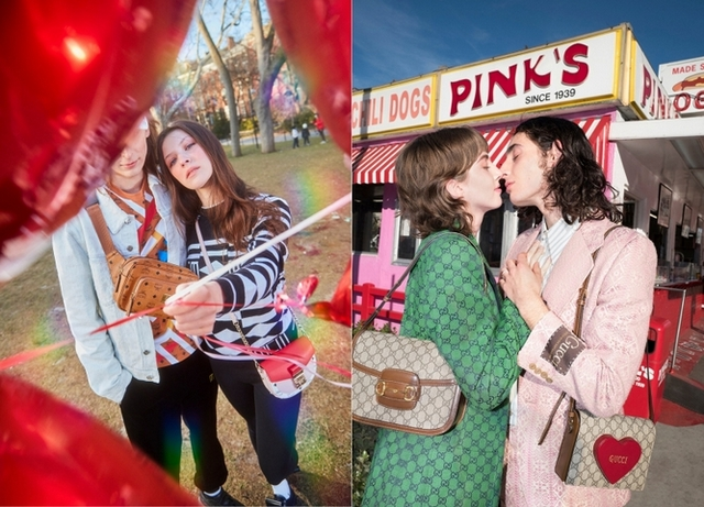墨鏡戴起先!盤點精品圈慶祝情人節的浪漫招式