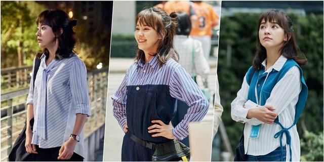 職場菜鳥必看!陳意涵《她們創業的那些鳥事》襯衫穿搭超吸精,3種搭法讓你專業好感度UP!