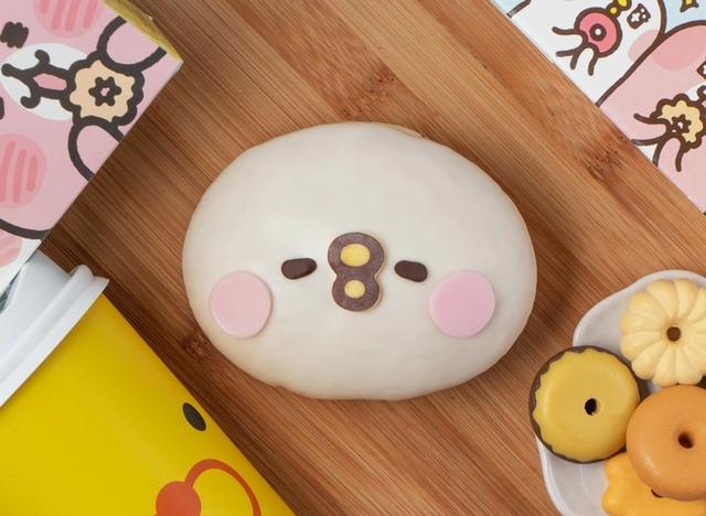 P 助甜甜圈 80元