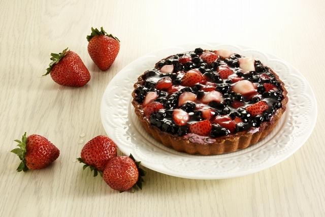 野莓私語派 780元(6吋)、170元(8吋切片)