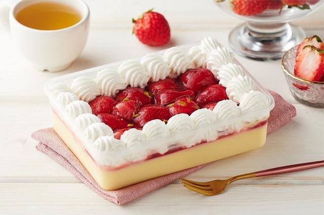 必吃新品2:草莓鮮果布蕾 169元