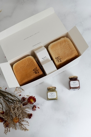 吐司果醬禮盒 920~930元(視果醬口味而訂)