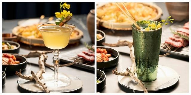 攜手 Bar Mood Taipei 推出 8 款聯名調酒:春香歌、伽耶琴