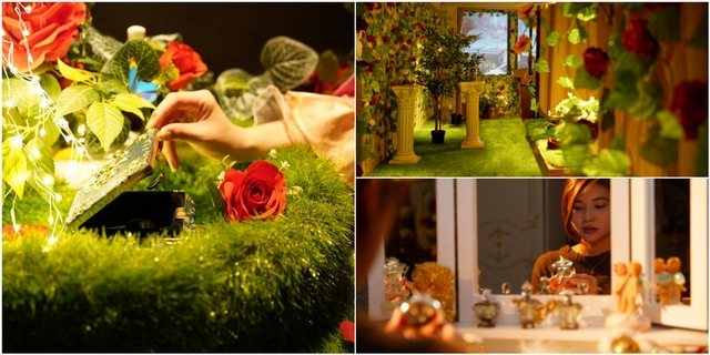 君品酒店X夢遊王國打造「美女與野獸-禁錮玫瑰」密室實境體驗!5間主題客房、6名玩家組隊揭開謎底破關