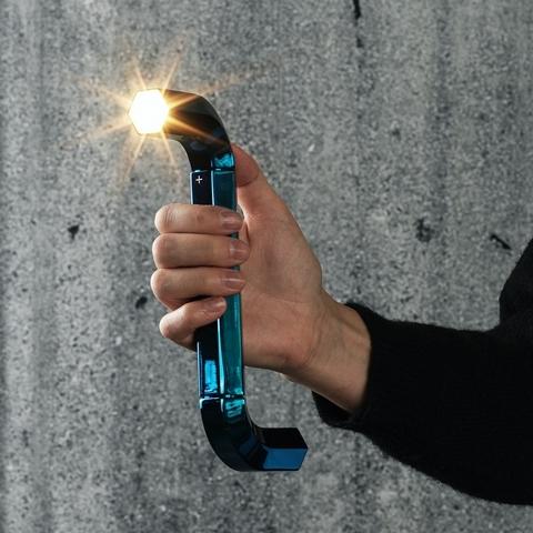 3. Gelchop - LED 手電筒 六角扳手形 899元