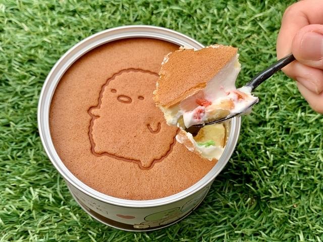 角落小夥伴舒芙蕾鐵罐蛋糕 - Hearties 棉花糖(599元/2入組、1,099元/4入組)