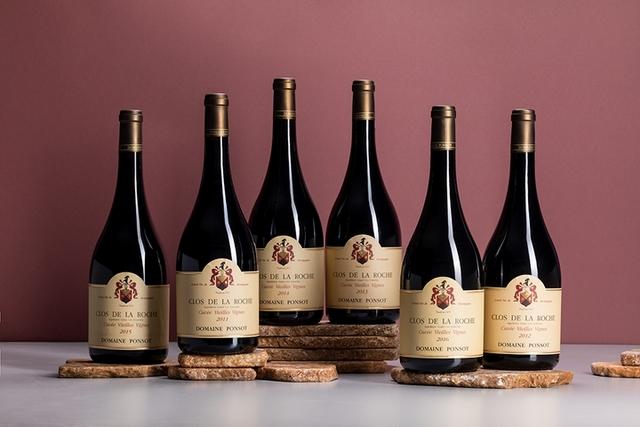 法國布根地Domaine Ponsot酒莊 2011-2016 Clos de la Roche Cuvee Vieilles Vignes套組
