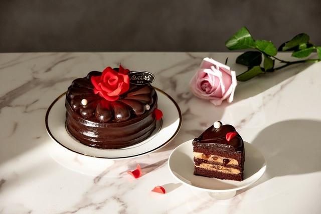 BAC  伯爵茶巧克力蛋糕 990元(6吋)