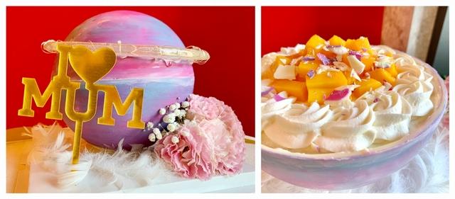 postre波絲甜 星球蛋糕2.0 2,800元(6吋)