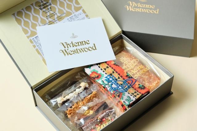 1.Vivienne Westwood Café「和煦▪晨曦母親節禮盒」1,080元
