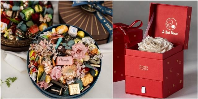 2021母親節浪漫花禮推薦!「小王子聯名玫瑰珠寶盒、Venchi巧克力限量款、質感手作花束」美到想全包送媽媽