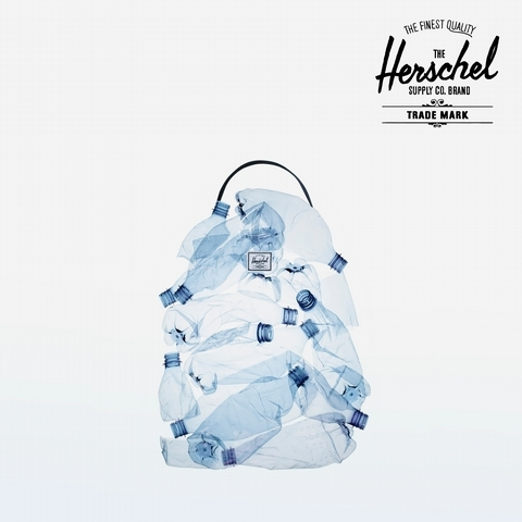 Herschel Supply Co.  是背包還是寶特瓶?
