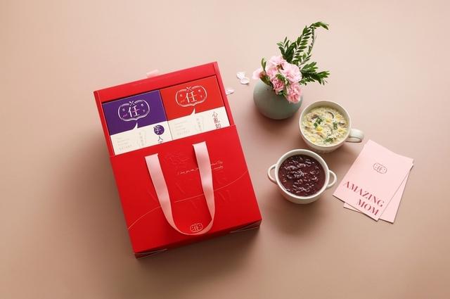 加碼推薦:母親節暖心禮盒 709元 / 全口味4盒