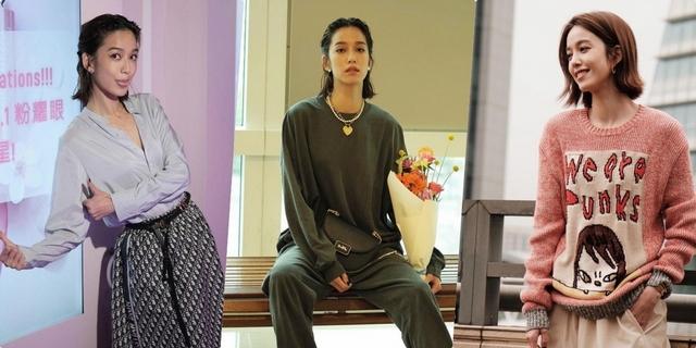 《火神的眼淚》陳庭妮私下超會穿!輕鬆做自己的搭配模式不只時髦~每個女孩都該學!