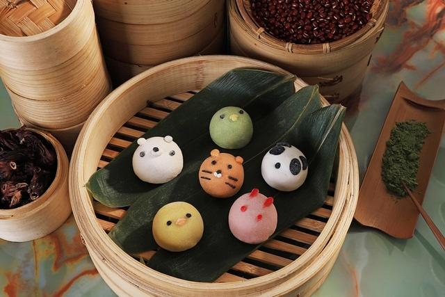 台南晶英「粽夏動物園」880元