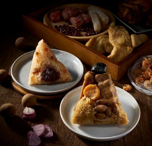 欣葉餐廳「甜鹹端午粽禮」990元