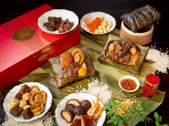 台北文華東方酒店「雅閣經典粽禮」2,380元