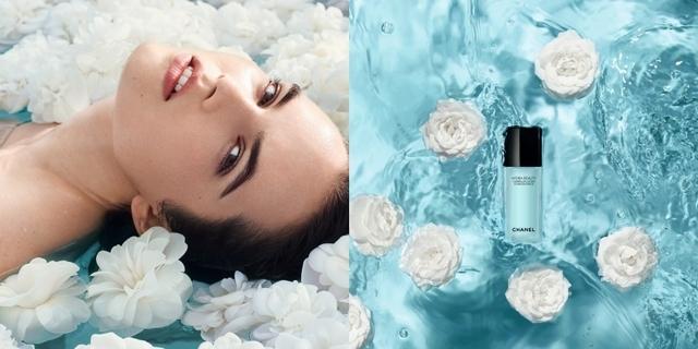 夏季美膚勻色就靠它!香奈兒山茶花保濕修護濃萃 給你最美的潤澤保養感受!