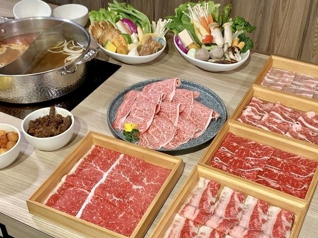 和牛火鍋吃到飽「有之和牛」防疫期間套餐外帶只要 599 元太佛心~
