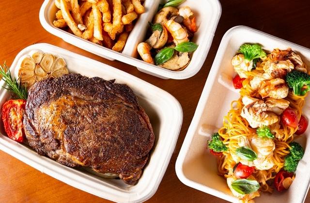 西華飯店:「煙燻頂級美國牛排、龍蝦手工義大利麵」高檔料理外帶