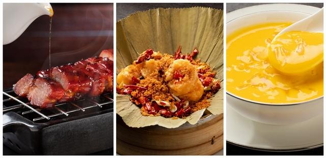 文華東方酒店:雅閣中餐廳「叉燒皇、避風塘蝦球、香芒楊枝甘露」