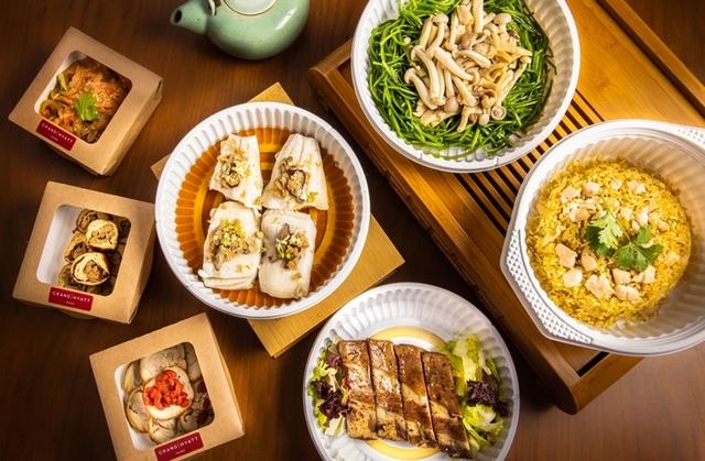 台北君悅酒店:五星外帶便當、家宴套餐,線上訂享8折優惠!