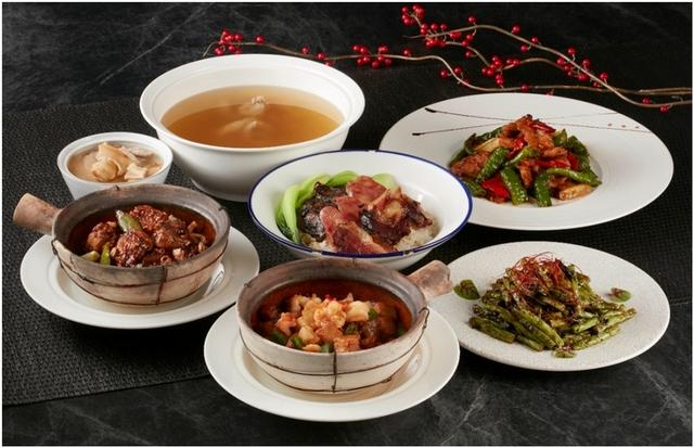 台北寒舍艾美酒店: 寒舍食譜 米其林外帶四人餐